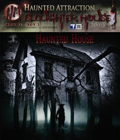Nm Slaughter House Haunted Attraction New Mexico Haunted